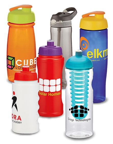 Water & Sports Bottles