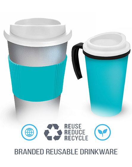 UniversalMugs Americano Thermal Travel Reusable Mugs Cups