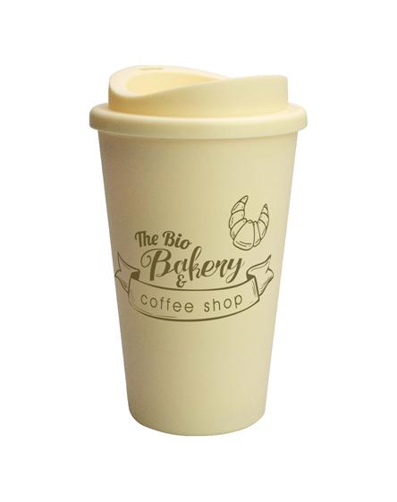 Branded BIO Reusable Coffee Cups