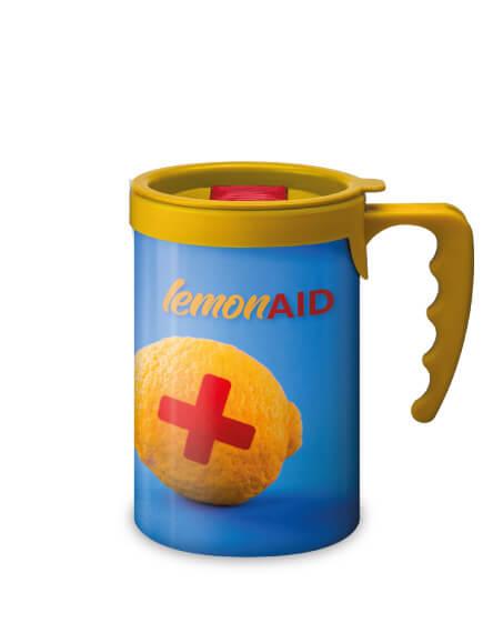 Universal Apollo Mug Yellow