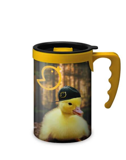 Universal Apollo Mugs Yellow Duck
