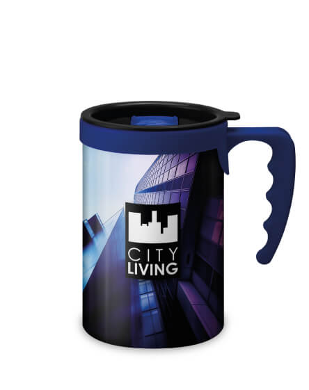 Universal Apollo Mugs Blue City