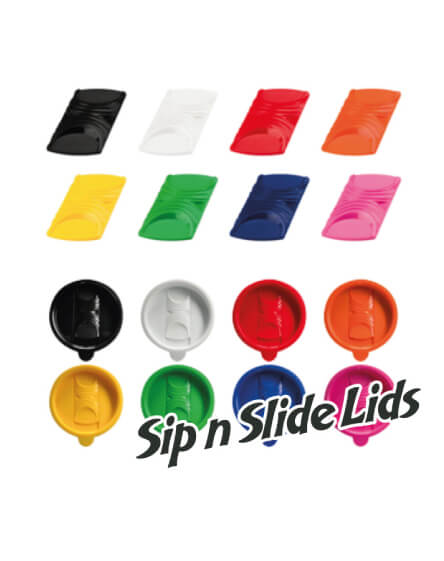 Universal Mugs Sip and Slide Lids