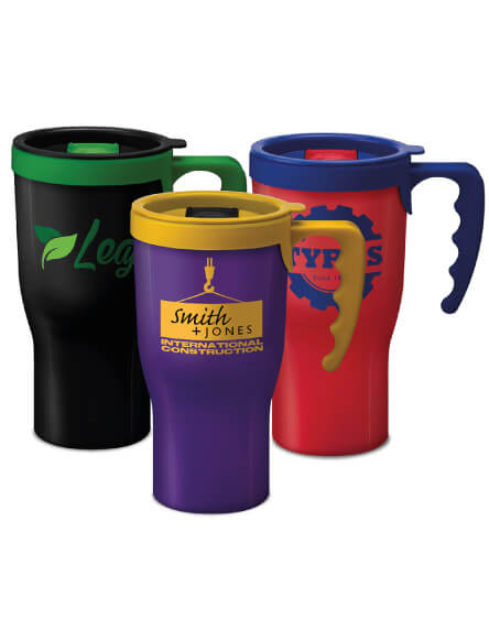 Universal Challenger Mug Trio