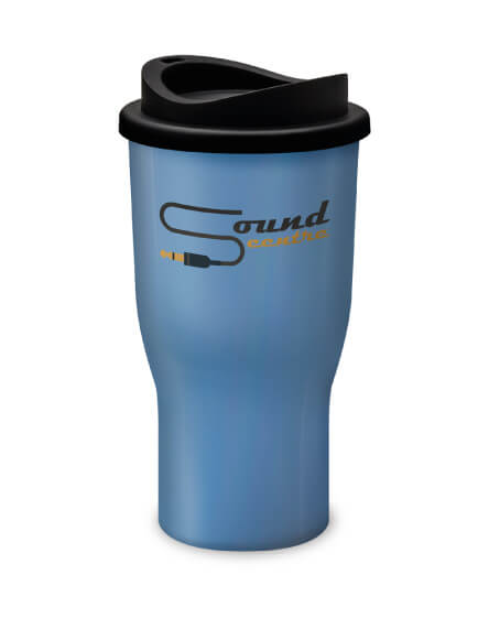 Universal Challenger Tumbler Blue and Black