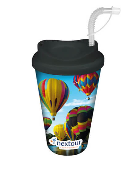 universal mugs full colour printed reusable cold drinks