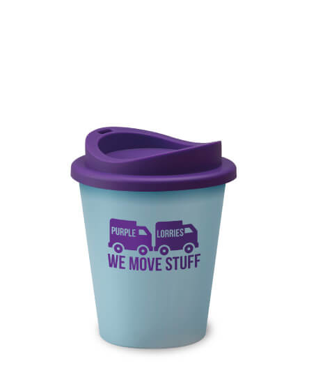 Universal Vending Mugs Light Blue