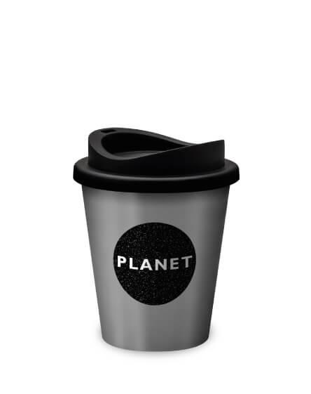 Universal Vending Mugs Silver