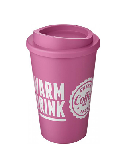 americano reusable cups pink