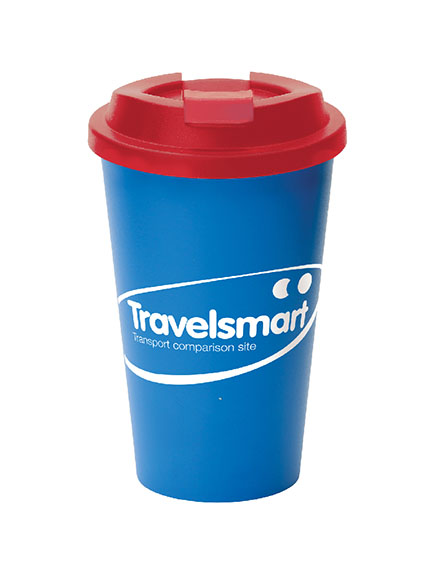 americano branded reusable leak proof cups
