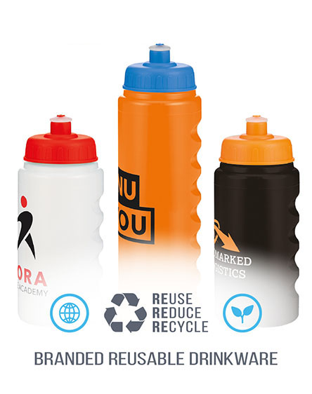 baseline finger grip sports bottles