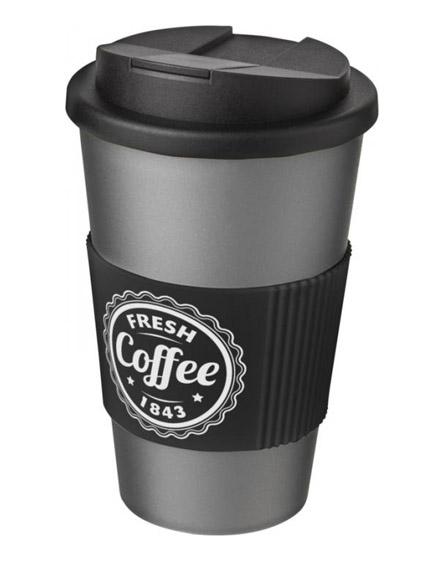 americano grip reusable spill proof lids