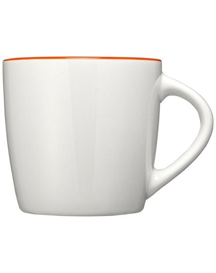 branded aztec ceramic mug