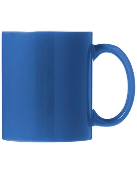 branded java ceramic mug