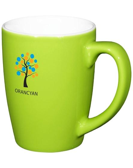 branded mendi ceramic mug
