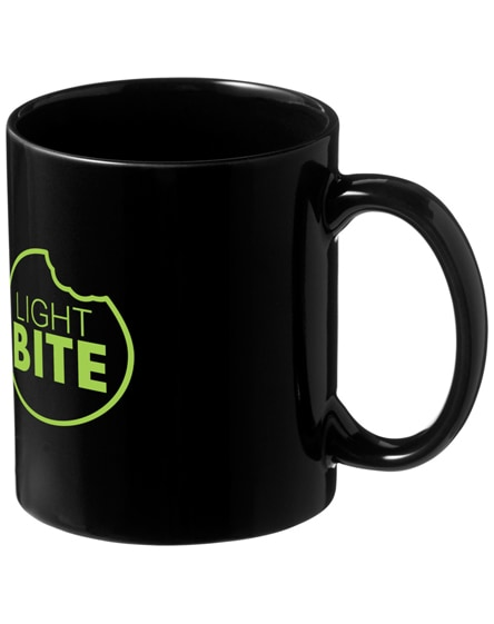 branded santos ceramic mug