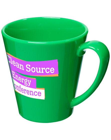 branded supreme plastic mug