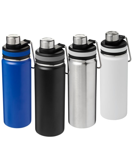 branded gessi copper vacuum insulated sport bottle