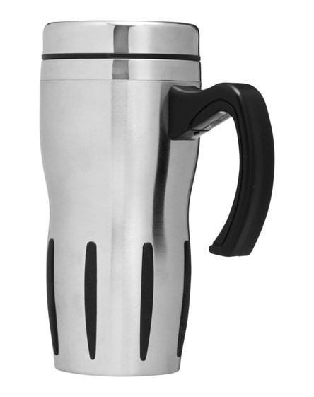 branded tech insulated mug