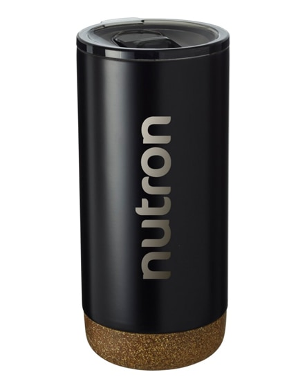 branded valhalla copper vacuum insulated tumbler