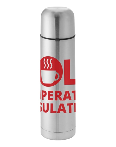branded gallup vacuum insulated flask