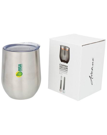 branded corzo copper vacuum insulated cup