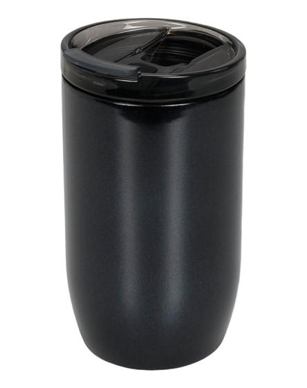 branded lagom copper vacuum insulated tumbler