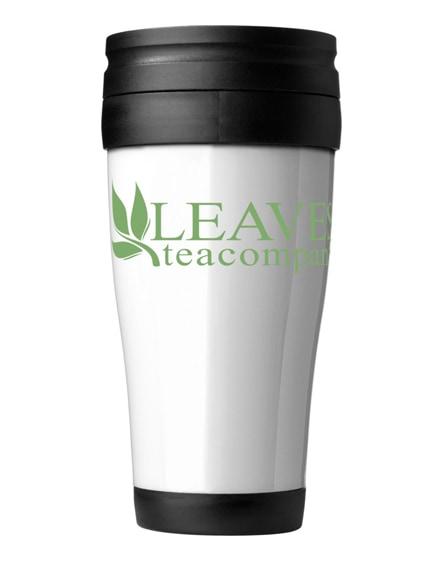 branded daytona insulated mug