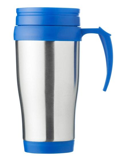 branded sanibel insulated mug