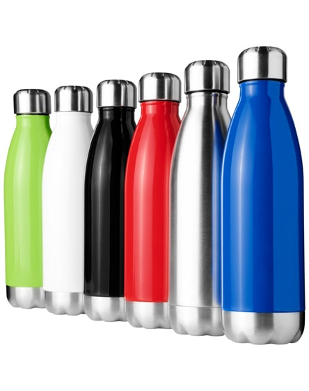 branded arsenal vacuum insulated bottle