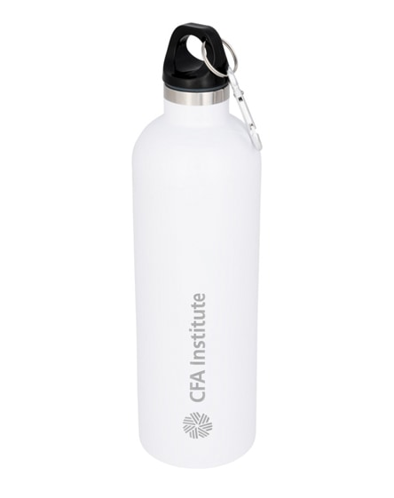 branded atlantic vacuum insulated bottle