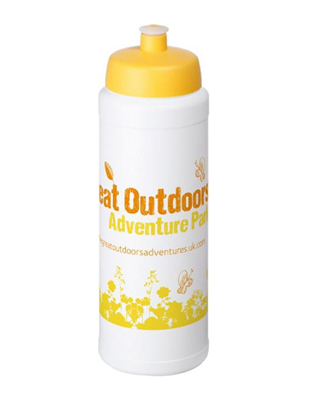 750ml branded sports water bottles