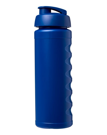 branded baseline plus grip flip lid sport bottle