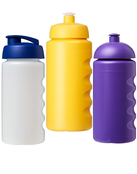 baseline finger grip 500ml sports water bottles universal