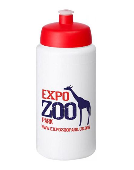baseline finger grip 500ml sports water bottles universal