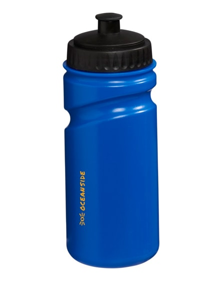 branded easy-squeezy colour sport bottle
