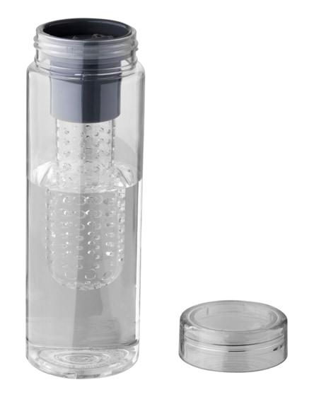 branded fruiton tritan infuser sport bottle