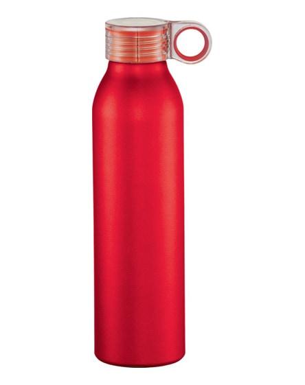 branded grom sports bottle