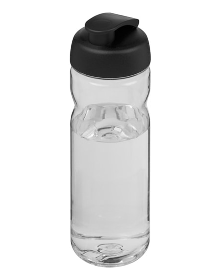branded h2o base tritan flip lid sport bottle