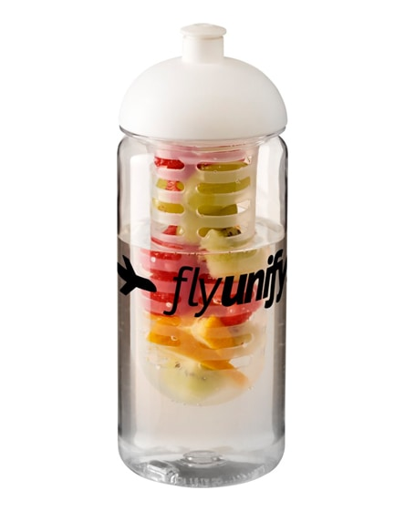 branded h2o octave tritan dome lid bottle & infuser