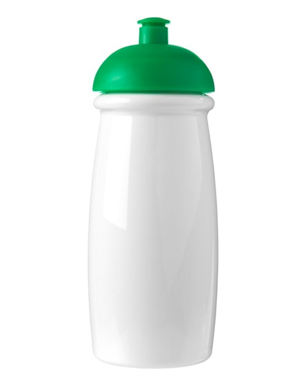 branded h2o pulse dome lid sport bottle
