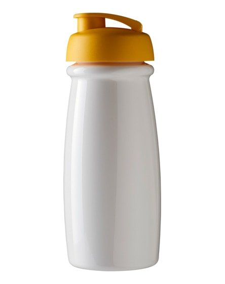 branded h2o pulse flip lid sport bottle