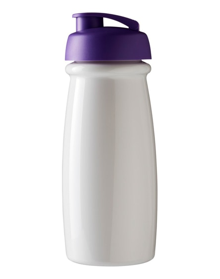 branded h2o pulse flip lid sport bottle