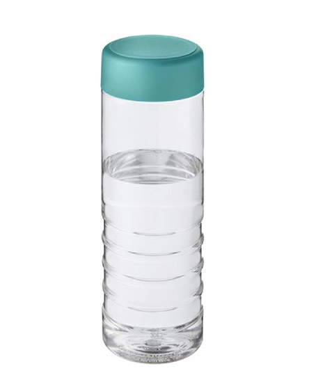 h2o treble 750ml branded water bottles