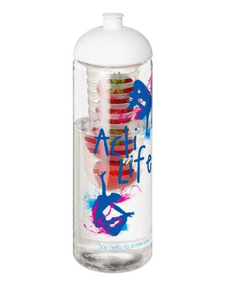 branded h2o vibe dome lid bottle & infuser