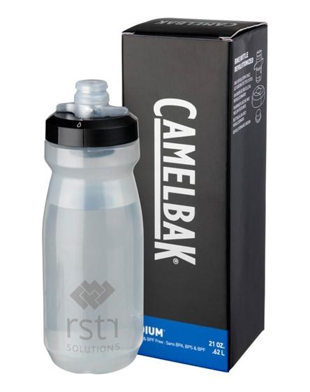 branded podium sport bottle