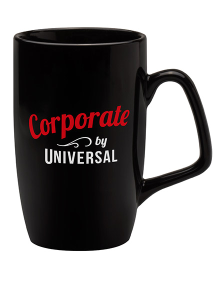 corporate ceramic mugs branded universal