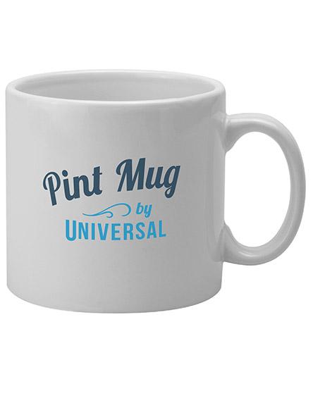 pint mug ceramic mugs branded universal