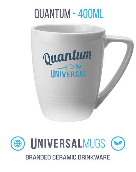 quantum ceramic mugs branded universal