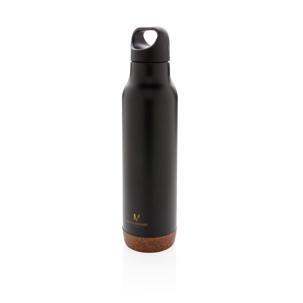 Cork Leakproof Vacuum Flask